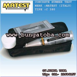 Menjual Concrete Hummer Test Matest c380