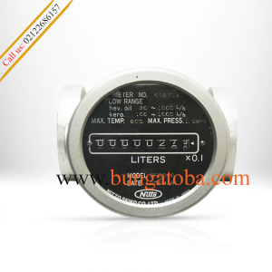 Flow meter Nitto Model BR