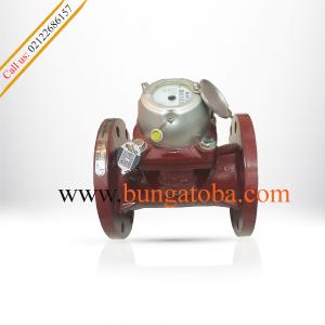 Flow meter air Limbah 4 Inch