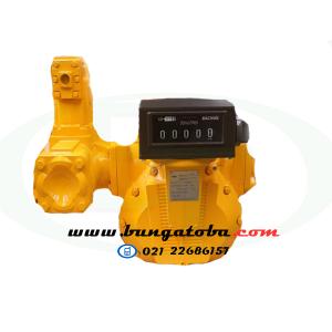 Flow meter liquid control