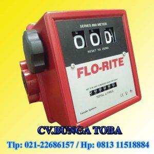 flo rite series 888 flow meter solar