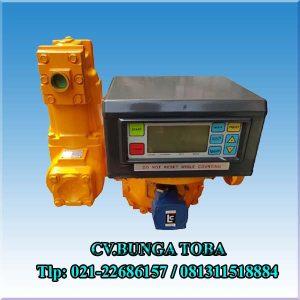 flow meter digital liquid control