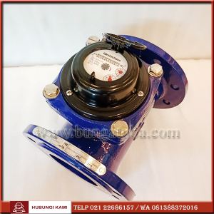 WATER METER WESTECHAUS 4 INCH FOR COLD WATER