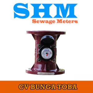 Water meter Limbah