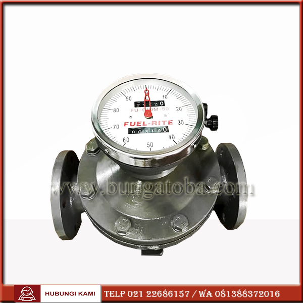 FUEL RITE OVAL GEAR FLOW METER | FUEL RITE FU-CIOM-50